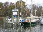 Whitehall Marina Annapolis MD Docks